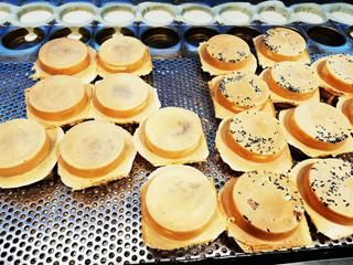 Sweet-potato pies