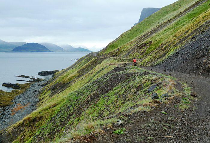 Dyrafjordur, Iceland