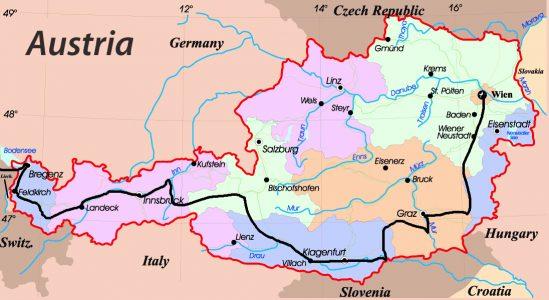 Austrian Route