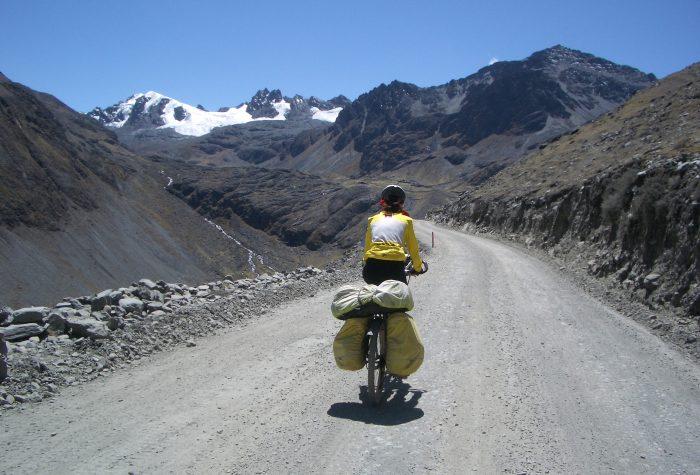 Hualla Hualla Pass, Peru