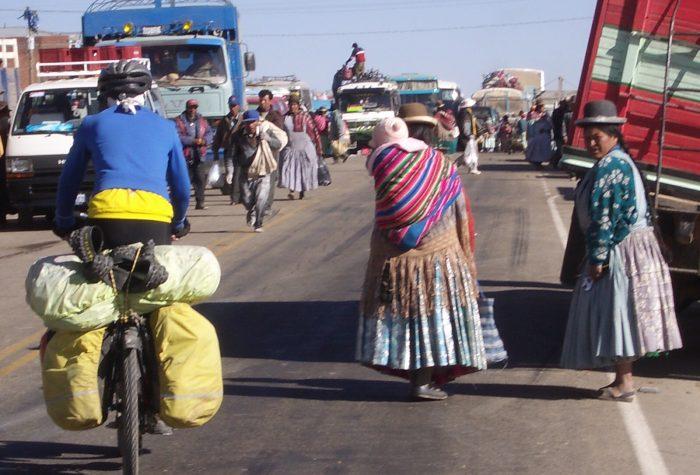 Lahuachaca, Bolivia