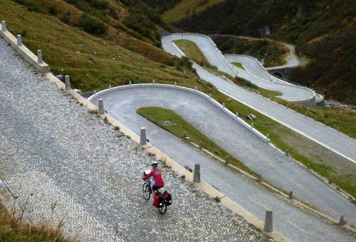 Gottard Pass, Switzerland
