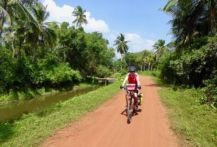 Chilaw hinterland, Sri Lanka