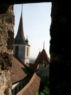 Battlements Murten